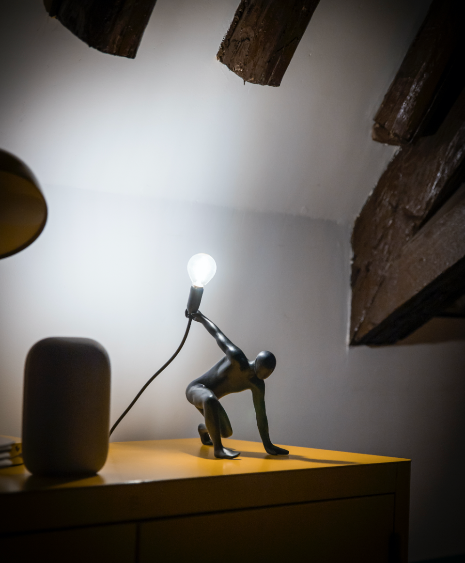 Dancer Lamp Werkwaardig